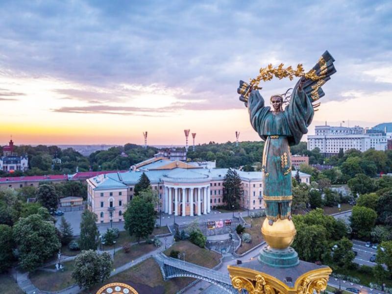 اخذ ویزای توریستی اکراین