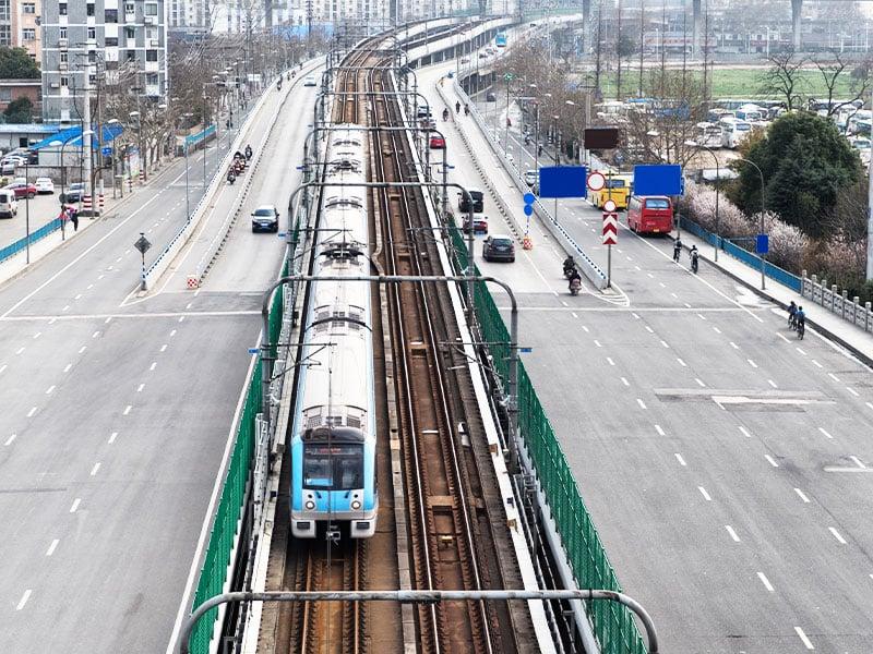 خطوط مترو نانجینگ