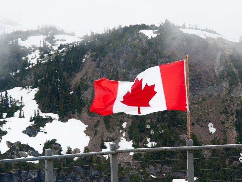 آب و هوای کانادا