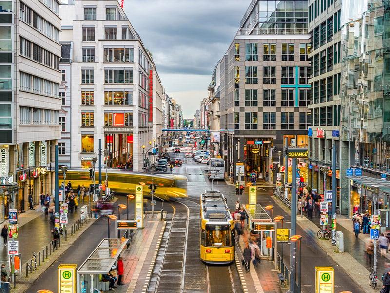 حما و نقل در برلین