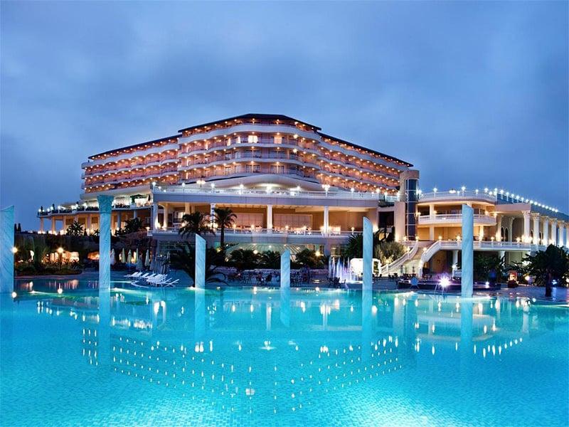 هتل-استارلایت-آنتالیا starlight hotel antalya