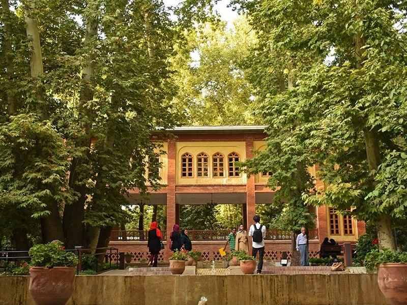 باغ ایرانی در چک لیست تهرانگردی