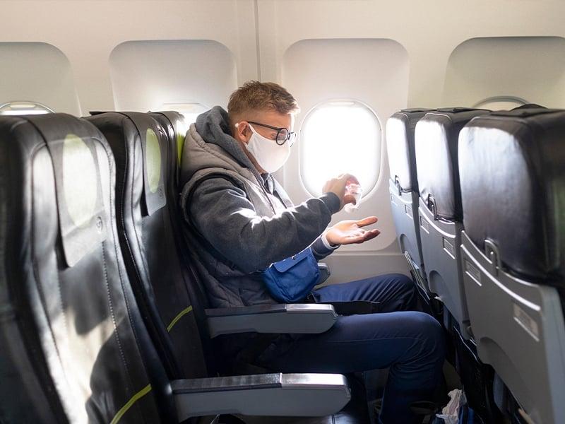 پروازها در دوران پاندمی کرونا