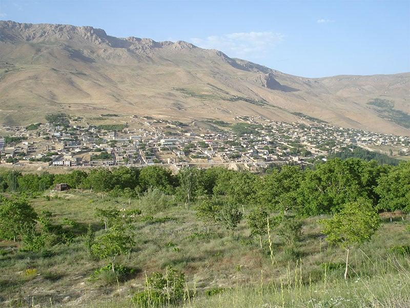 چهار شهر بکر ایران- شهرکرد