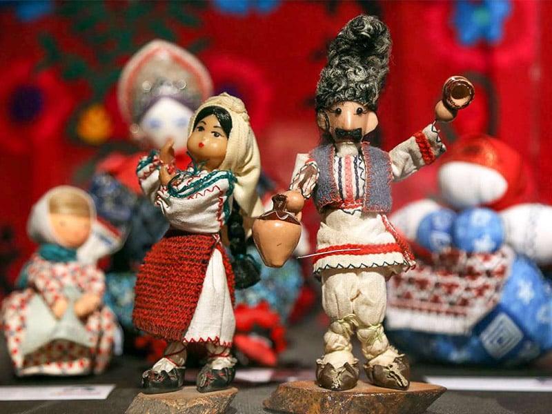 موزه عروسک های ملل تهران