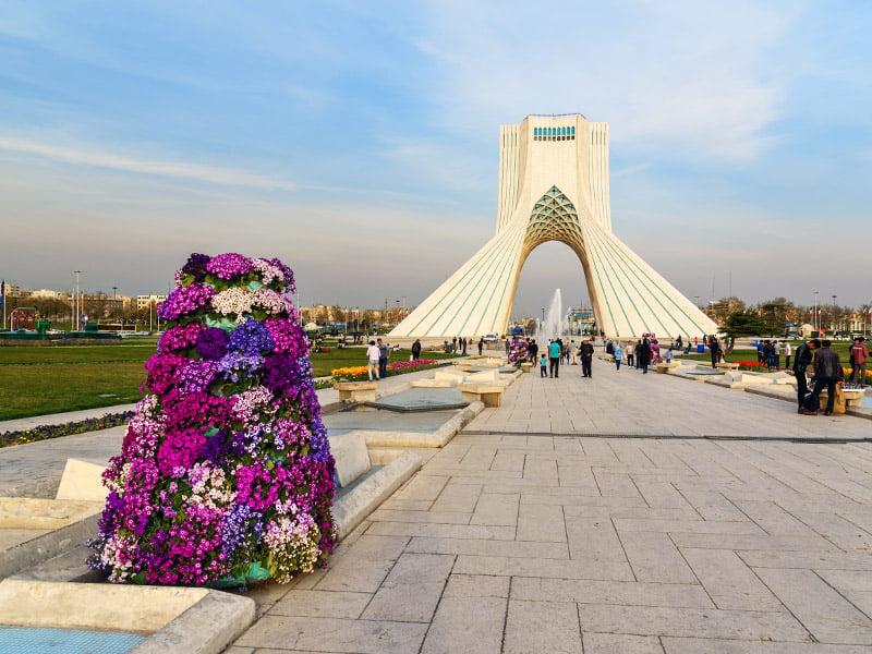 بهترین فصل تهرانگردی