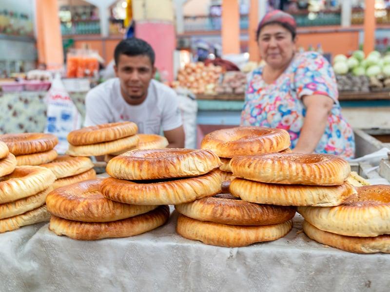 غذا در بین مردم تاجیک