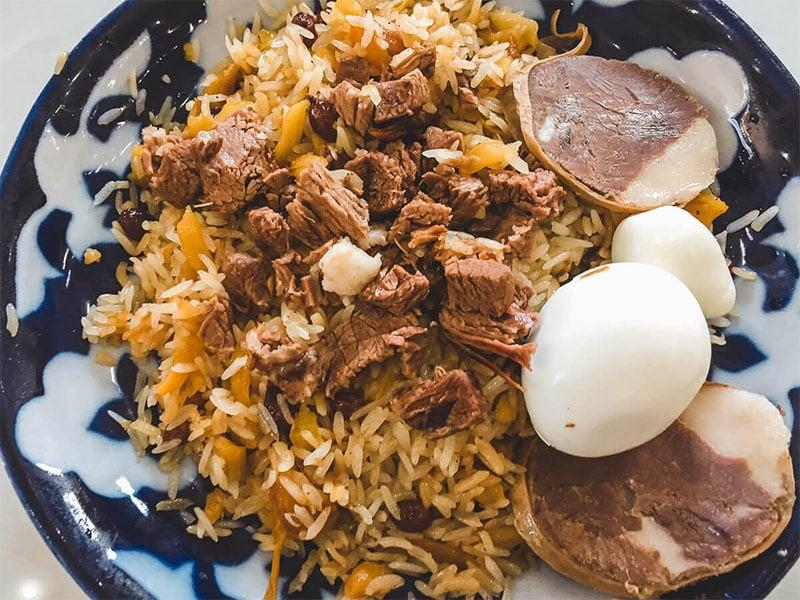 غذاها و دسرهای تاجیکستان