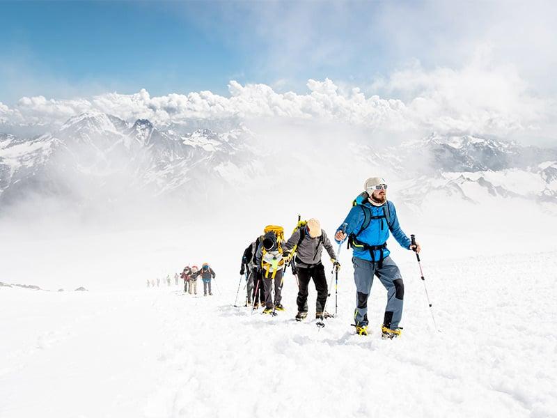 کوهنوردی-و-کوهپیمایی