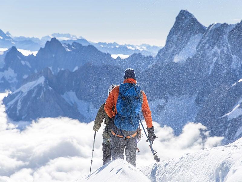 کوه نوردی