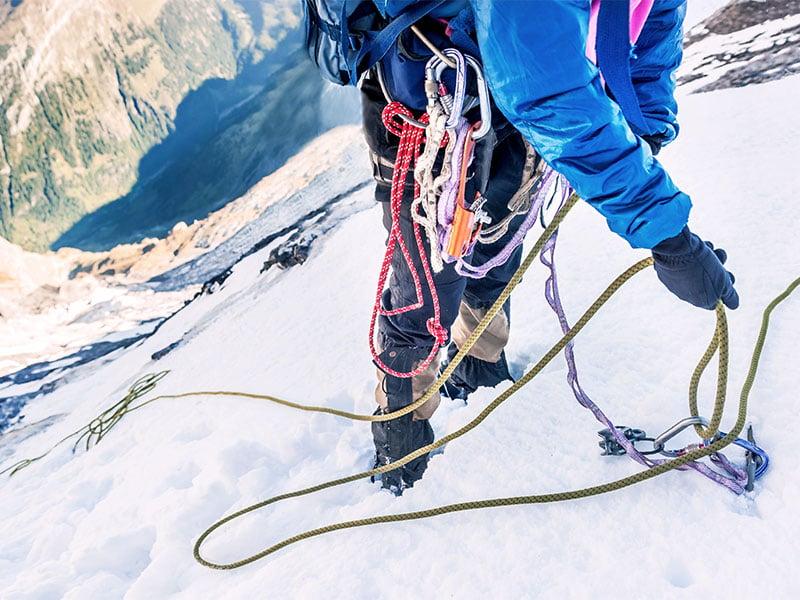 نکات مهم کوهنوردی