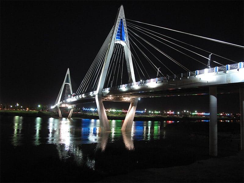 پلی در خوزستان