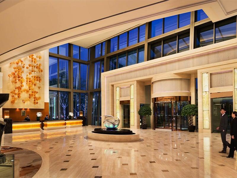 ویژگی های هتل جِی شانگهای
