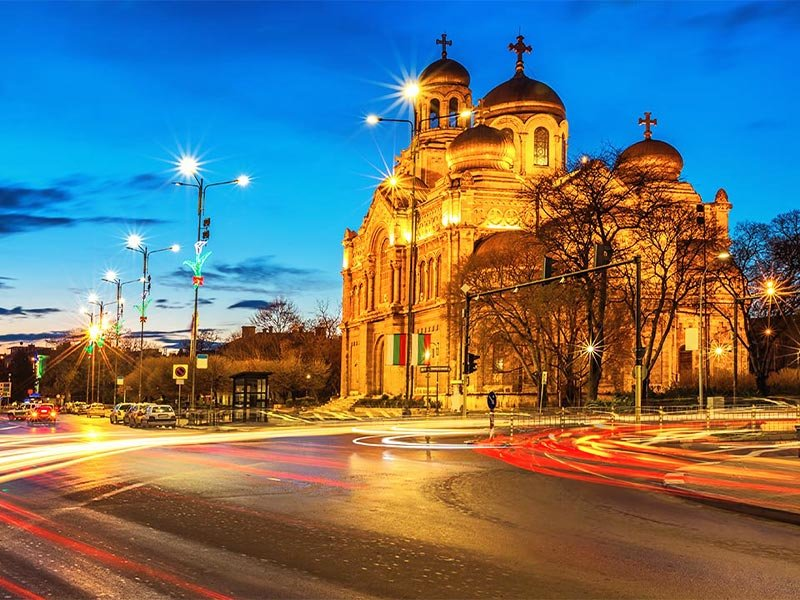 کلیسای ویرجین