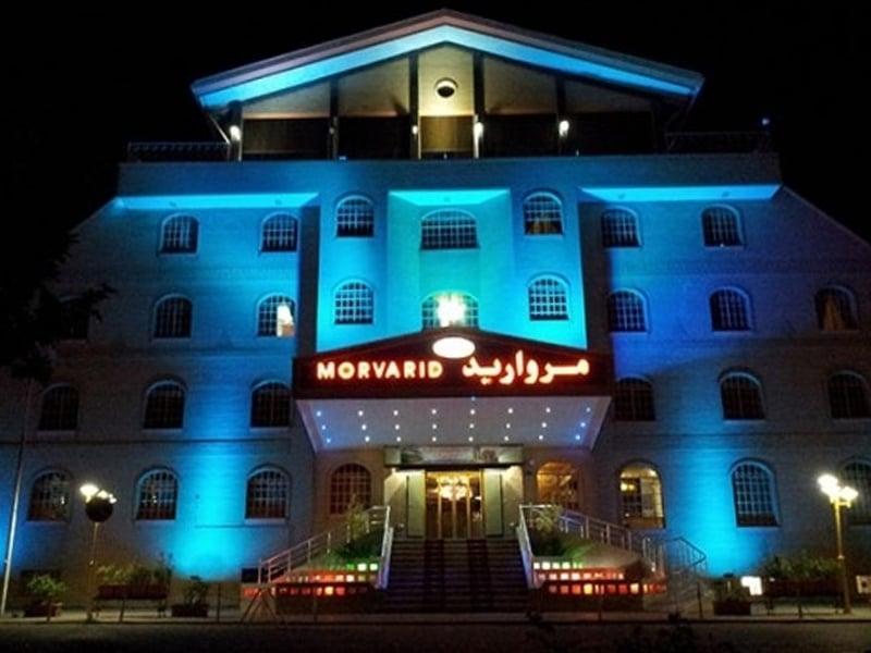 هتل مروارید در ارومیه