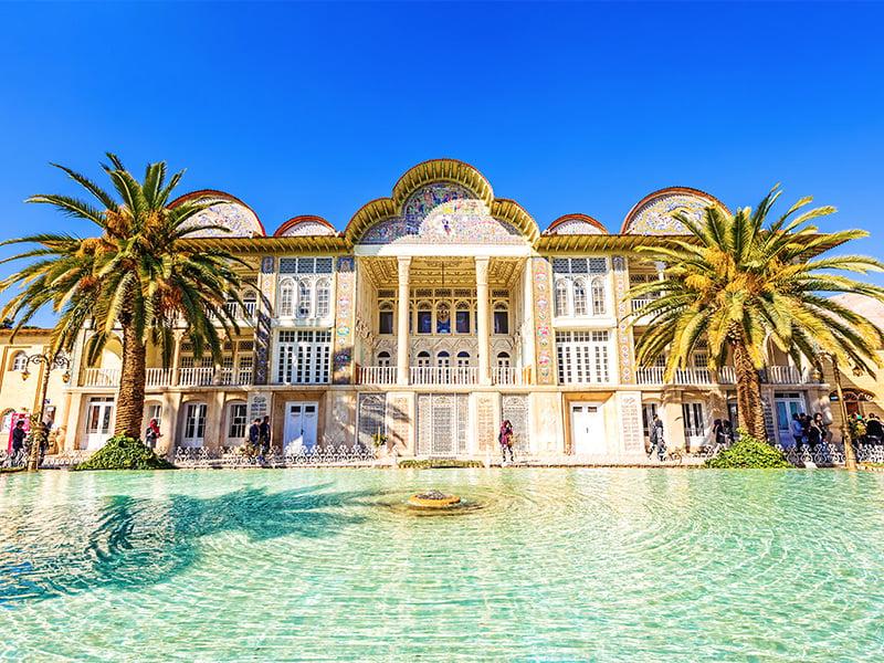 موزه نارنجستان قوام شهر شیراز