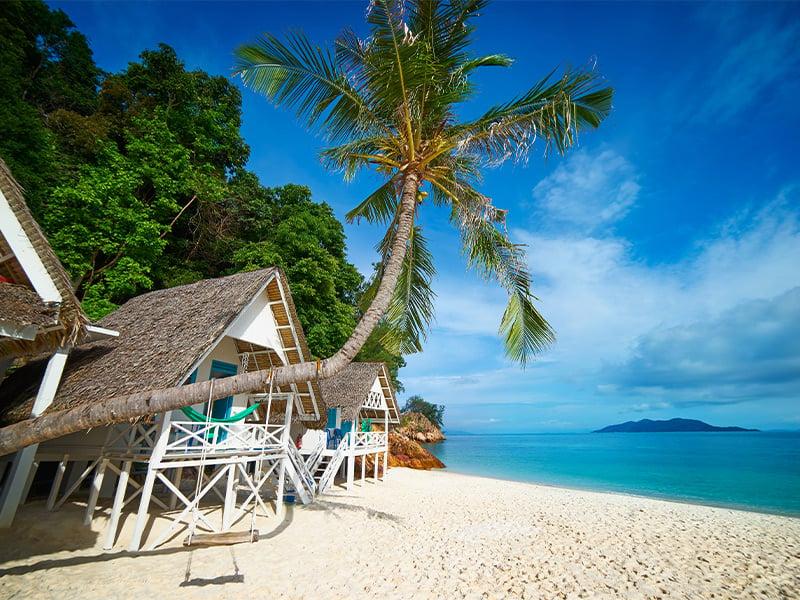جزیره راوا در مالزی