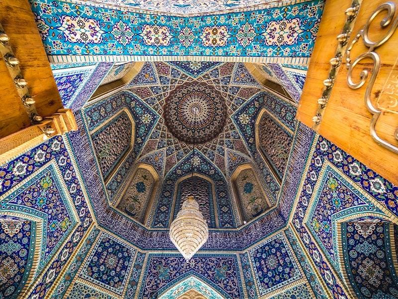 موزه شاهچراغ شیراز
