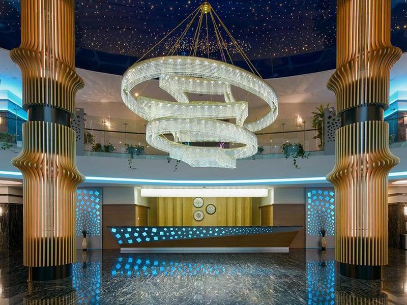 هتل آسیا بیچ ریزورت اند اسپا