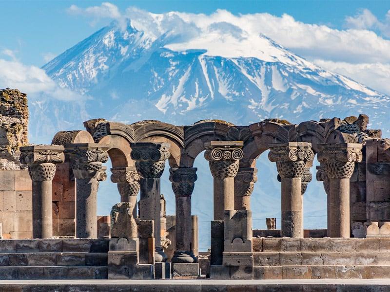 دلایل سفر به ارمنستان