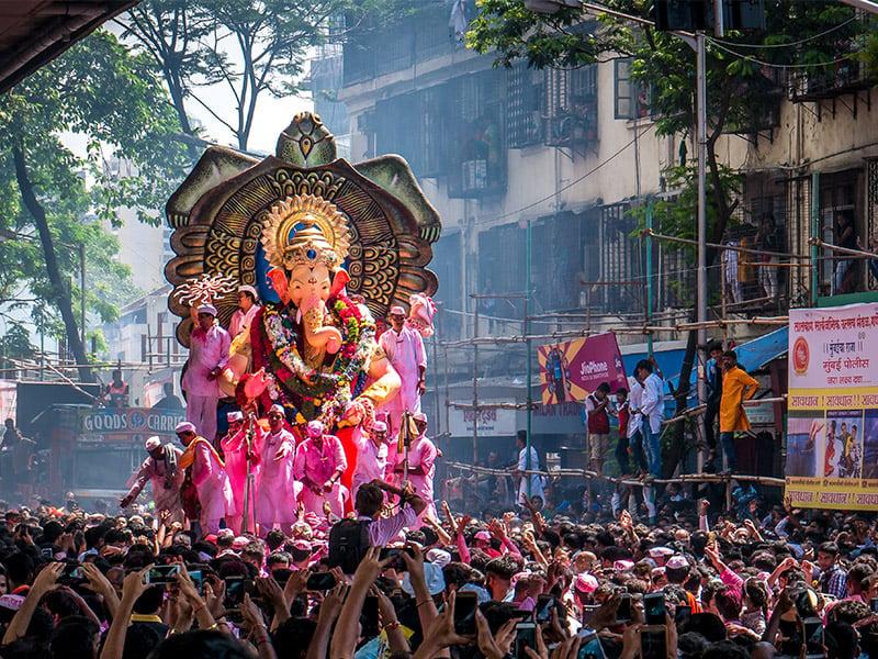 ادیان در بمبئی