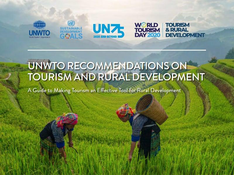 توسعه گردشگری روستایی