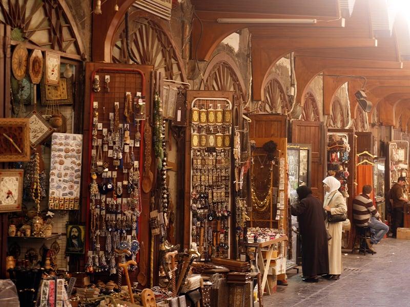 خرید در سوریه