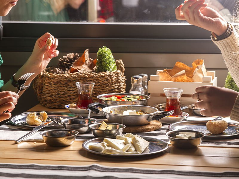 کافه های صبحانه دار تهران