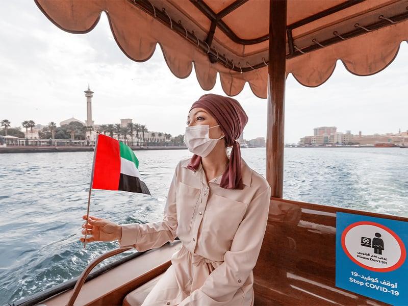 سفر به امارات در کرونا