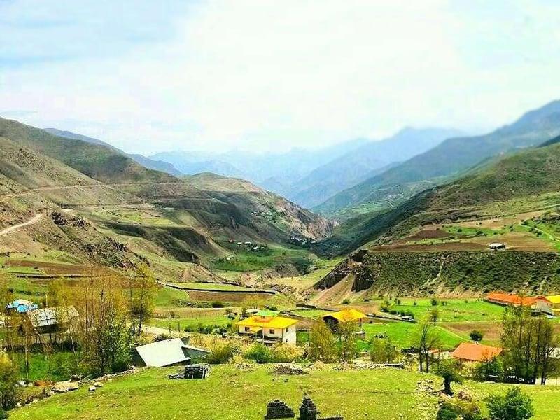 روستا های چالوس
