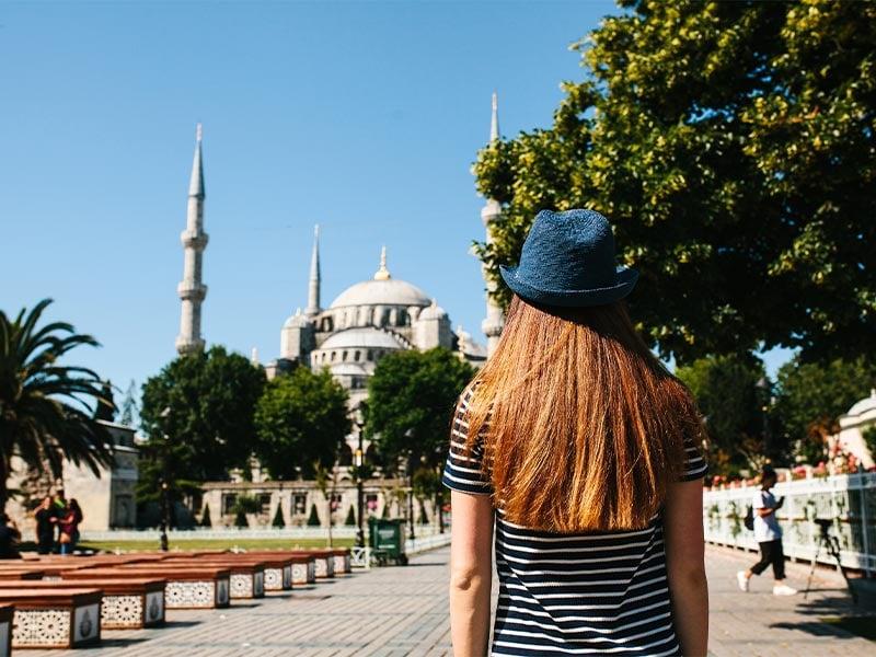 سفر به ترکیه در کرونا